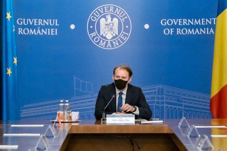 """Florin Cîțu: """"La rectificare, bugetele unor ministere vor beneficia de resurse suplimentare, în limita deficitului asumat"""""""