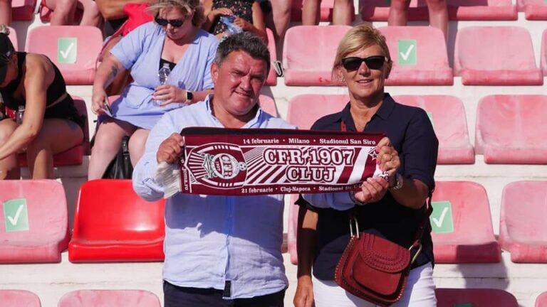 CFR Cluj plătește o parte din costul testelor COVID-19 pentru fani