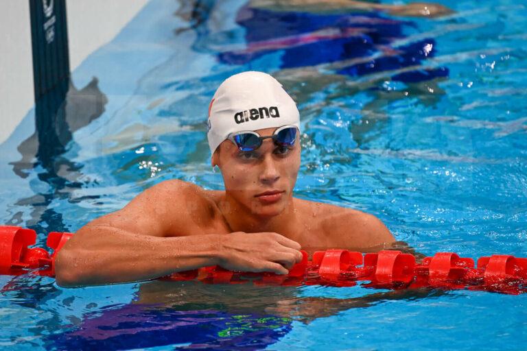 David Popovici a ratat bronzul pentru două sutimi la Tokyo
