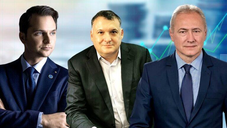 Care sunt liberalii care ar putea ocupa funcția de Ministru de Finanțe?!