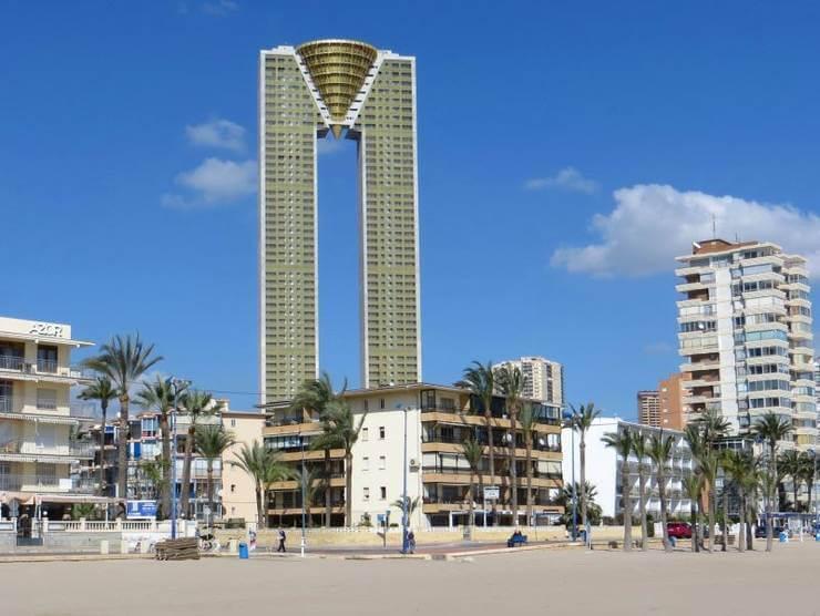 Unde se află cel mai înalt bloc de locuințe din UE și cum arată acesta?!