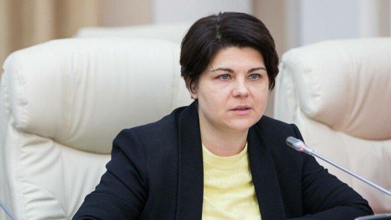Natalia Gavriliță este noul premier al Republicii Moldova